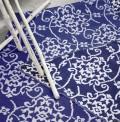 Alabama Blue Rug