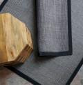 Chapel Charcoal Rug
