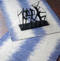 Fenton Blue Rug