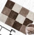 Cubist Brown Rug