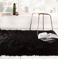 Sumptuous Black Rug