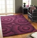 Realm Purple Rug