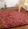 Truffle Cranberry Rug